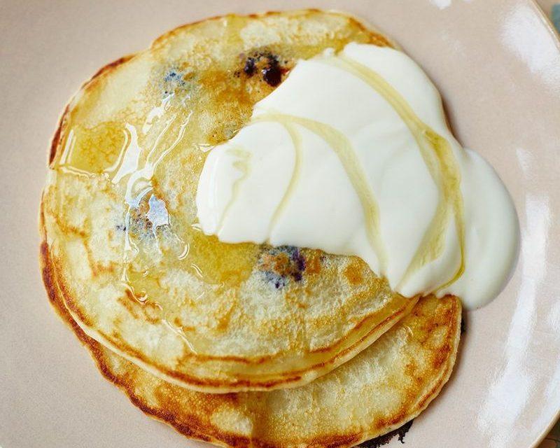 Resepi Pancake Paling Mudah dan Sedap